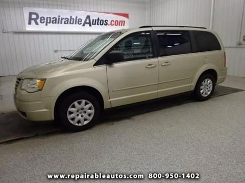 2010 Chrysler Town and Country for sale in Strasburg, ND