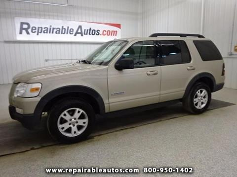 2007 Ford Explorer for sale in Strasburg, ND