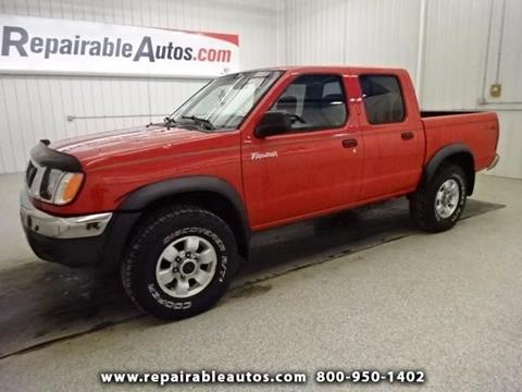 2000 Nissan Frontier for sale in Strasburg, ND