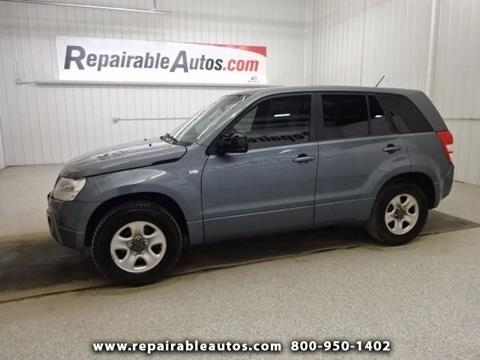 2008 Suzuki Grand Vitara for sale in Strasburg, ND