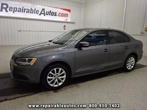 2011 Volkswagen Jetta for sale in Strasburg, ND