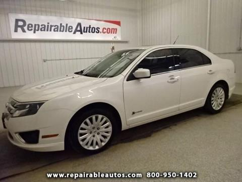 2010 Ford Fusion Hybrid for sale in Strasburg, ND