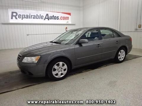 2009 Hyundai Sonata for sale in Strasburg, ND