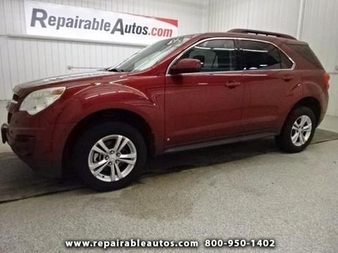 2010 Chevrolet Equinox for sale in Strasburg, ND