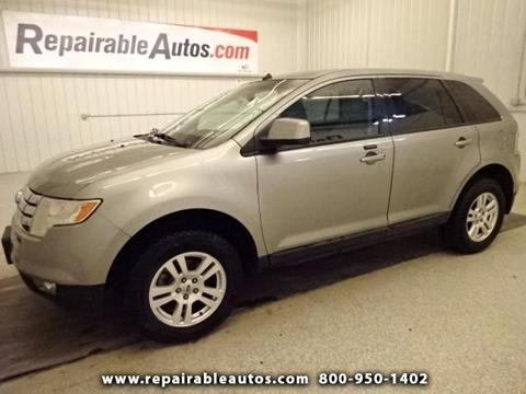 2008 Ford Edge for sale in Strasburg, ND