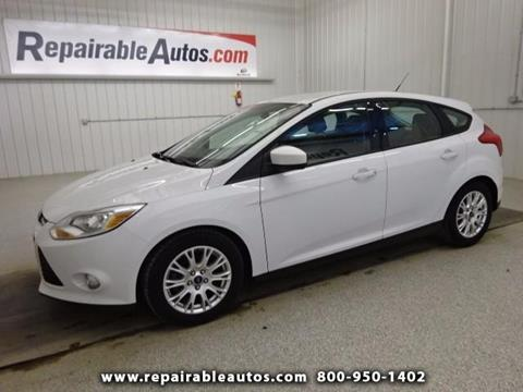 2012 Ford Focus for sale in Strasburg, ND
