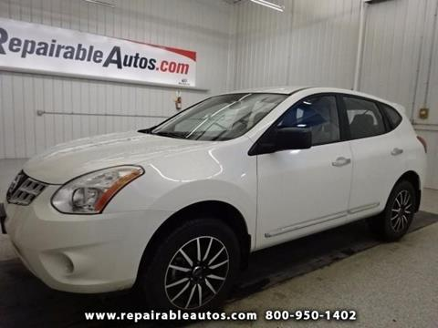 2012 Nissan Rogue for sale in Strasburg, ND
