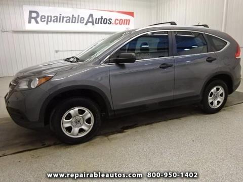 2014 Honda CR-V for sale in Strasburg, ND