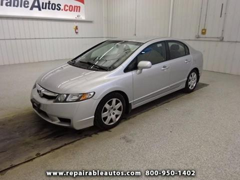 2011 Honda Civic for sale in Strasburg, ND