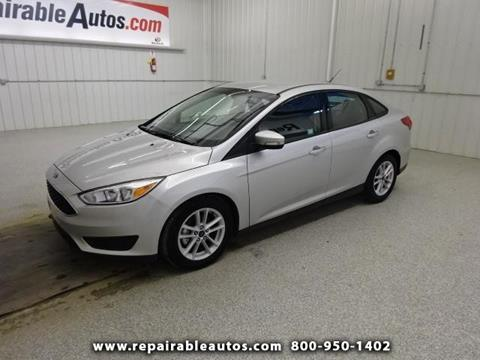 2017 Ford Focus for sale in Strasburg, ND