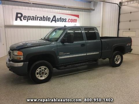2007 GMC Sierra 2500HD Classic for sale in Strasburg, ND