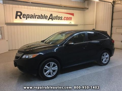 2013 Acura RDX for sale in Strasburg, ND