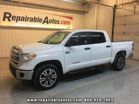 2017 Toyota Tundra for sale in Strasburg, ND