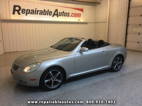 2002 Lexus SC 430 for sale in Strasburg, ND