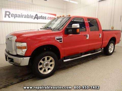 2008 Ford F-250 Super Duty for sale in Strasburg, ND