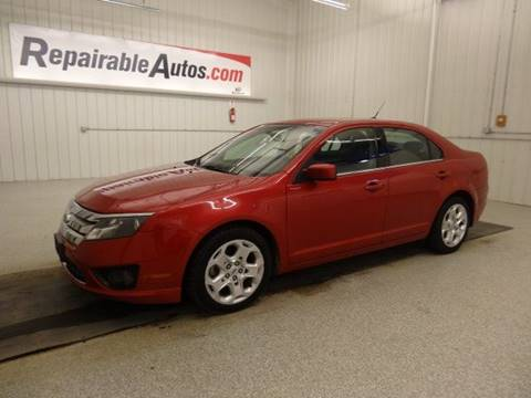 2010 Ford Fusion for sale in Strasburg, ND