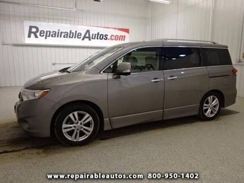 2013 Nissan Quest for sale in Strasburg, ND