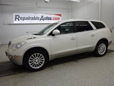 2008 Buick Enclave for sale in Strasburg, ND