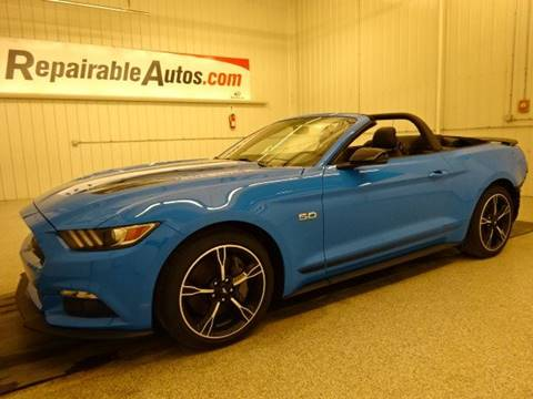 2017 Ford Mustang for sale in Strasburg, ND
