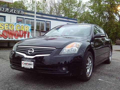 2007 Nissan Altima for sale at CARFIRST ABERDEEN in Aberdeen MD