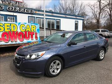 2015 Chevrolet Malibu for sale at CARFIRST ABERDEEN in Aberdeen MD