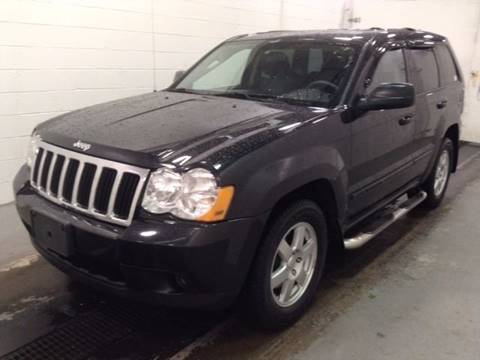 2008 Jeep Grand Cherokee for sale at CARFIRST ABERDEEN in Aberdeen MD