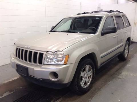 2007 Jeep Grand Cherokee for sale at CARFIRST ABERDEEN in Aberdeen MD