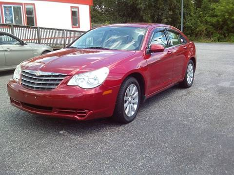 2010 Chrysler Sebring for sale at CARFIRST ABERDEEN in Aberdeen MD