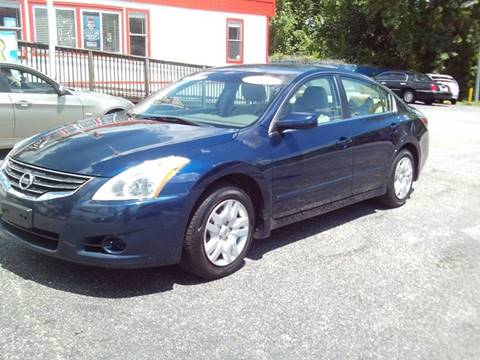 2010 Nissan Altima for sale at CARFIRST ABERDEEN in Aberdeen MD