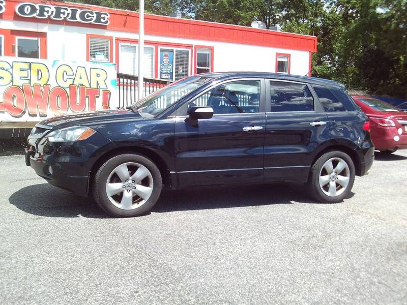 Acura RDX SHAWD WTech In Aberdeen MD CARFIRST ABERDEEN - 2007 acura rdx for sale