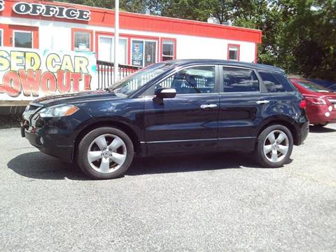 2007 Acura RDX for sale at CARFIRST ABERDEEN in Aberdeen MD