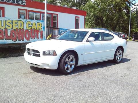 2010 Dodge Charger for sale at CARFIRST ABERDEEN in Aberdeen MD