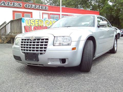 2007 Chrysler 300 for sale at CARFIRST ABERDEEN in Aberdeen MD