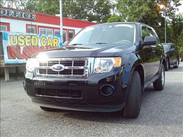 2012 Ford Escape for sale at CARFIRST ABERDEEN in Aberdeen MD