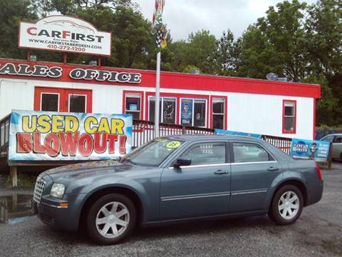 2005 Chrysler 300 for sale at CARFIRST ABERDEEN in Aberdeen MD