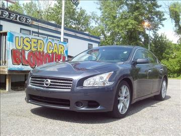 2010 Nissan Maxima for sale at CARFIRST ABERDEEN in Aberdeen MD