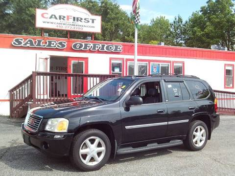 2009 GMC Envoy for sale at CARFIRST ABERDEEN in Aberdeen MD
