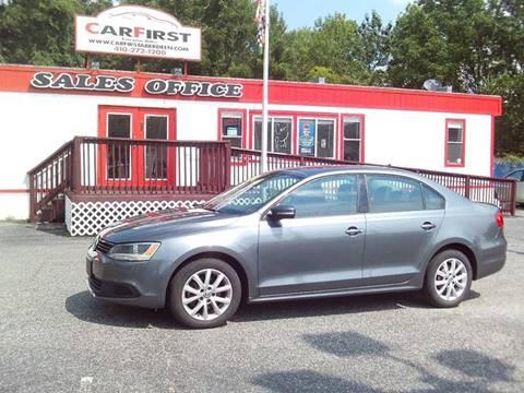 2011 Volkswagen Jetta for sale at CARFIRST ABERDEEN in Aberdeen MD