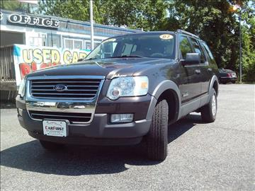 2006 Ford Explorer for sale at CARFIRST ABERDEEN in Aberdeen MD