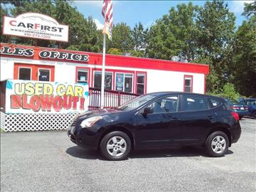 2009 Nissan Rogue for sale at CARFIRST ABERDEEN in Aberdeen MD