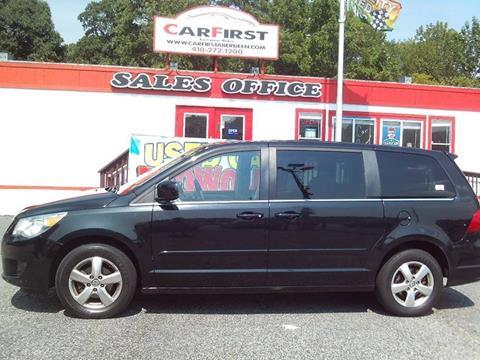 2010 Volkswagen Routan for sale at CARFIRST ABERDEEN in Aberdeen MD