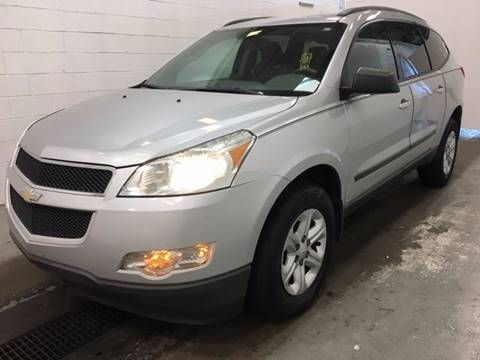 2011 Chevrolet Traverse for sale at CARFIRST ABERDEEN in Aberdeen MD