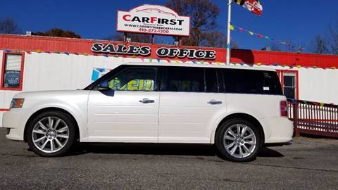 2010 Ford Flex for sale at CARFIRST ABERDEEN in Aberdeen MD