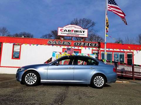 2009 BMW 3 Series for sale at CARFIRST ABERDEEN in Aberdeen MD