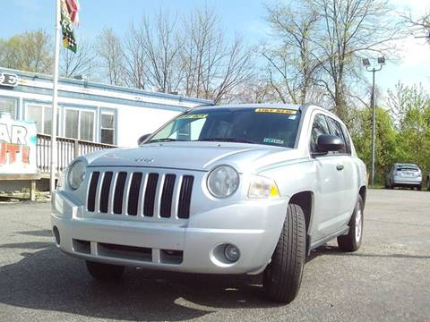 2007 Jeep Compass for sale at CARFIRST ABERDEEN in Aberdeen MD