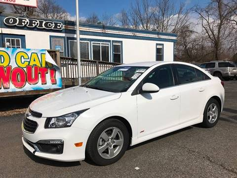 2015 Chevrolet Cruze for sale at CARFIRST ABERDEEN in Aberdeen MD