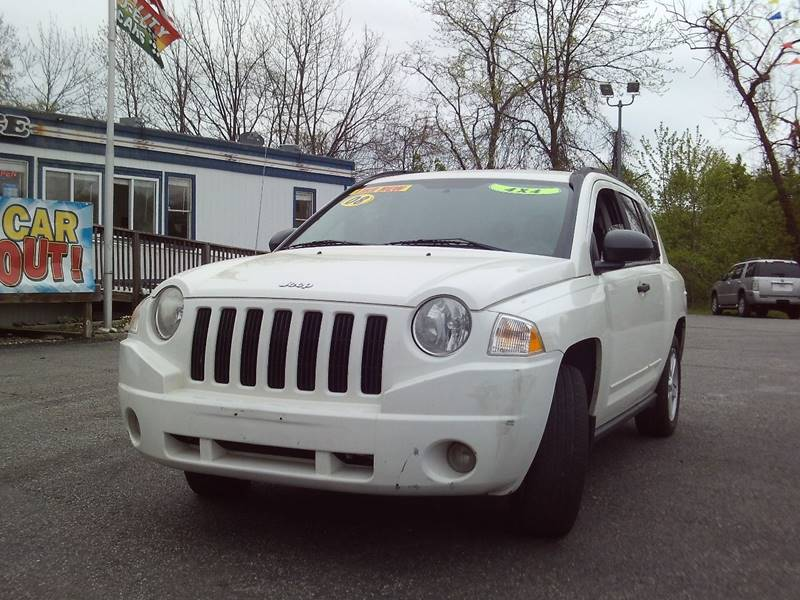 High Quality 2008 Jeep Compass For Sale At CARFIRST ABERDEEN In Aberdeen MD