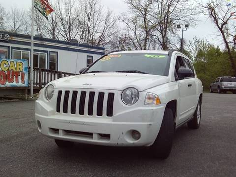 2008 Jeep Compass for sale at CARFIRST ABERDEEN in Aberdeen MD