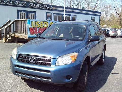 2007 Toyota RAV4 for sale at CARFIRST ABERDEEN in Aberdeen MD