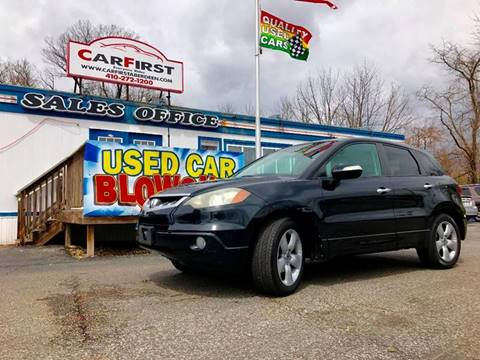 2008 Acura RDX for sale at CARFIRST ABERDEEN in Aberdeen MD